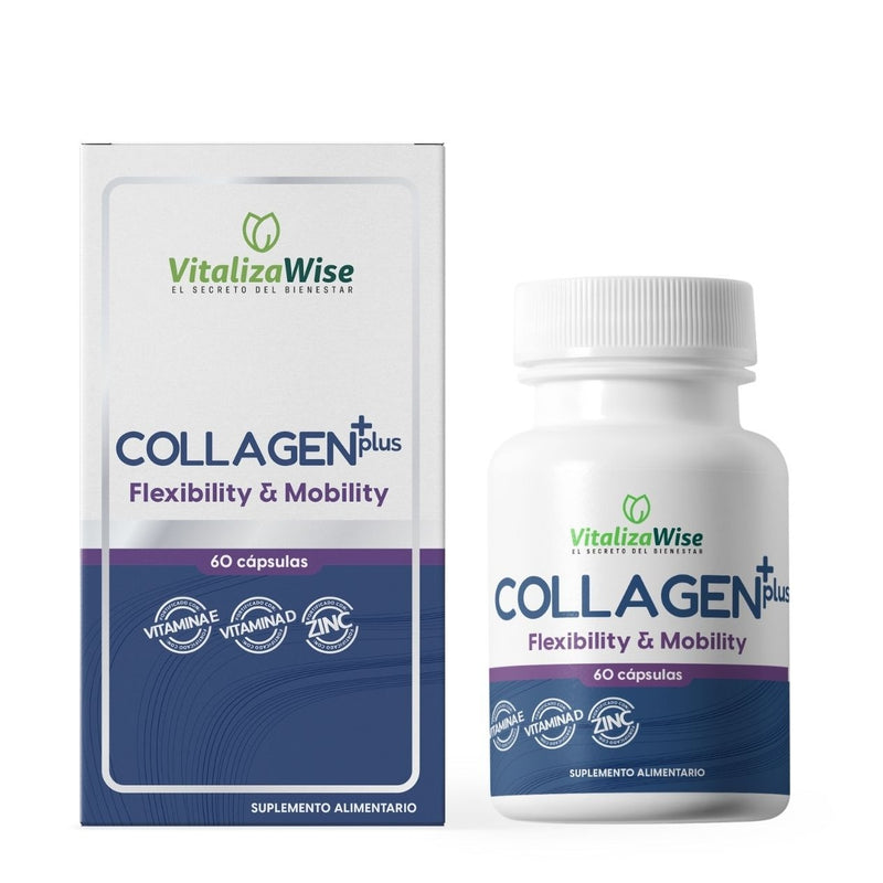 Vitalizawise - Vitaminas Collagen + Plus