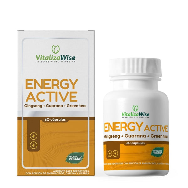 Vitalizawise - Vitaminas Energy Active