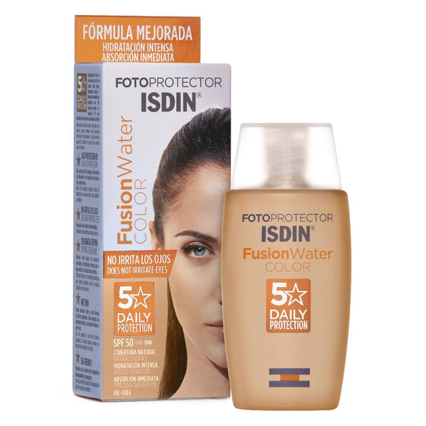 Isdin - Fotoprotector ISDIN® Fusion Water Color SPF 50 de 50 ml