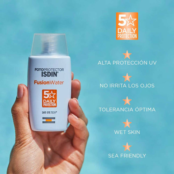 Isdin - Fotoprotector ISDIN® Fusion Water SPF50 50 ml