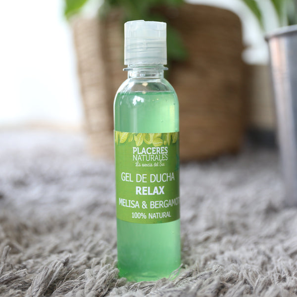 GEL DE DUCHA RELAX 250ML