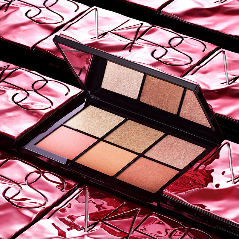 AFTERGLOW CHEEK PALETTE (Exclusivo Soyte)