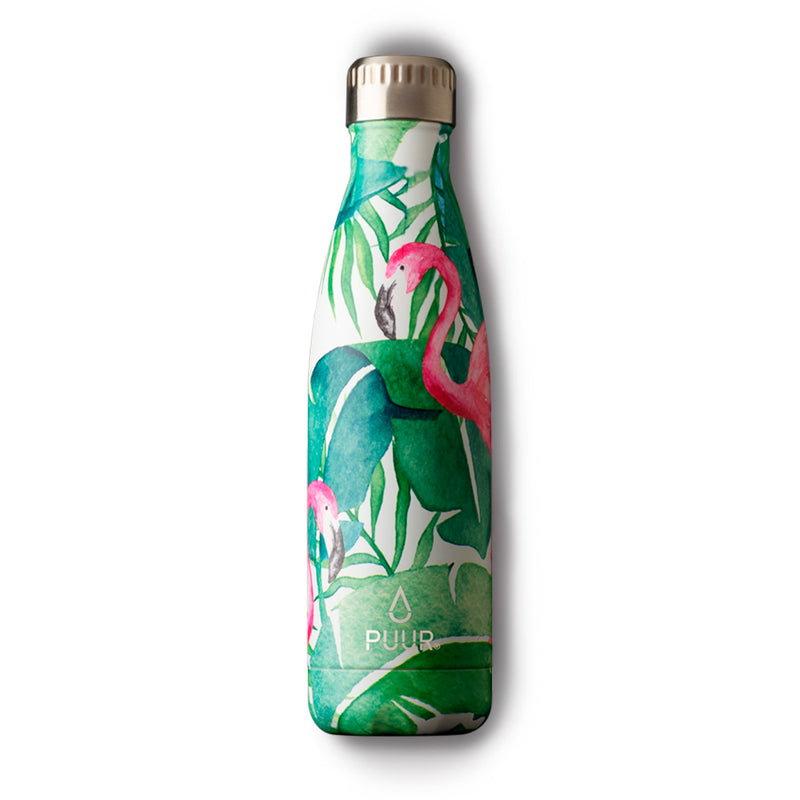 PUUR BOTTLE FLAMINGO 500ML