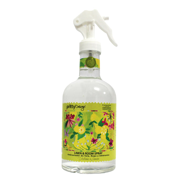 Pritty Design - Room Spray Verbena y Limón