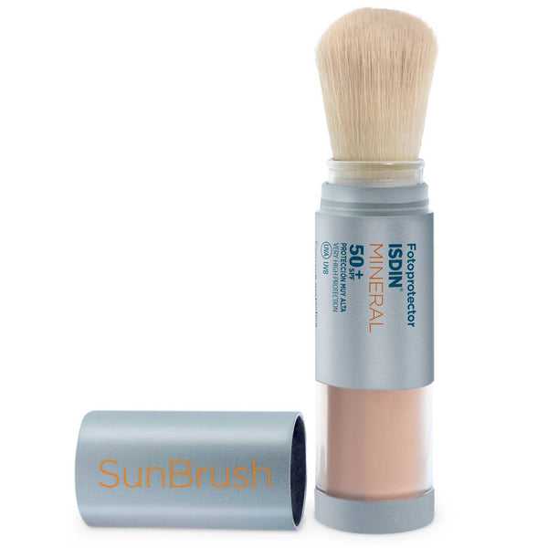 Isdin - Fotoprotector ISDIN® SunBrush Mineral SPF 50+ Maquillaje 4 gr