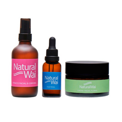 Natural Wai - Set Piel Seca