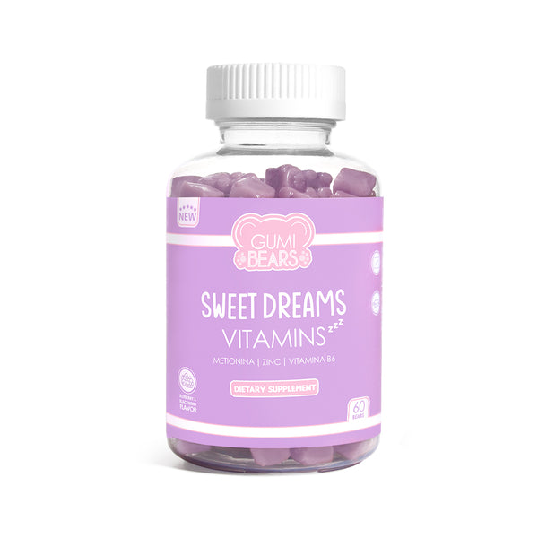 Gumibears - SWEET DREAMS Vitamins