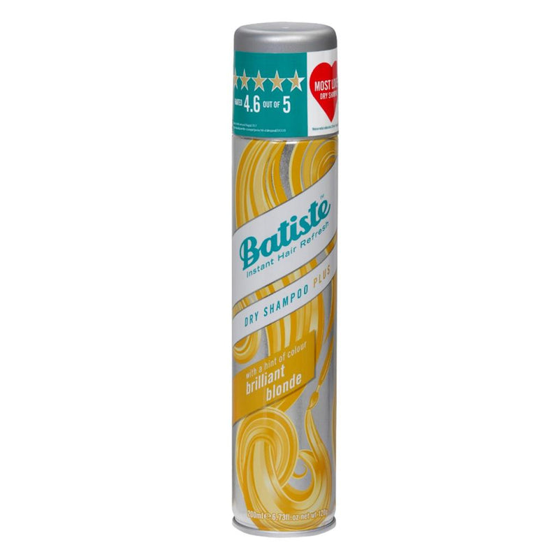 Batiste - Shampoo en seco Brilliant Blonde 200ml