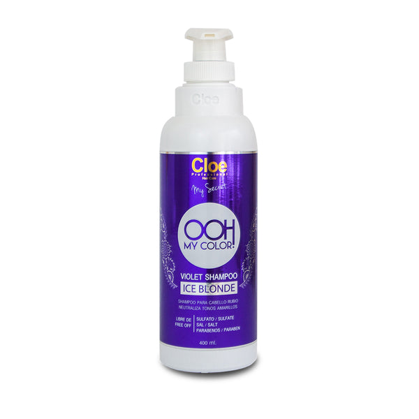 OOH MY COLOR VIOLET SHAMPOO