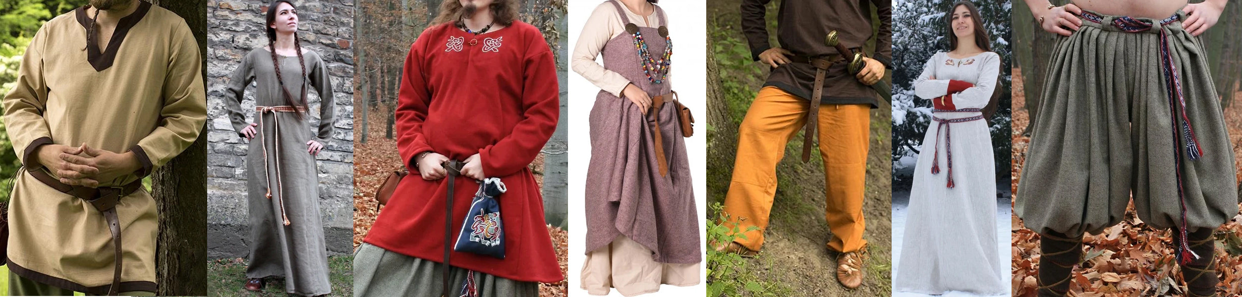 What Did Vikings Wear Viking Era Clothing Facts Historical Authentic Traditional History Sons Of Vikings