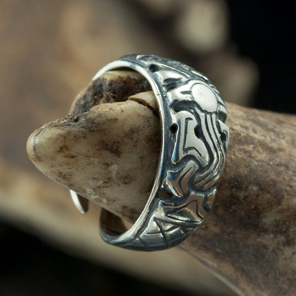 Norwegian Viking Ring