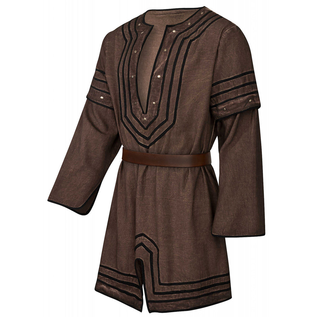 """Aged"" Chieftain Tunic - Cotton"