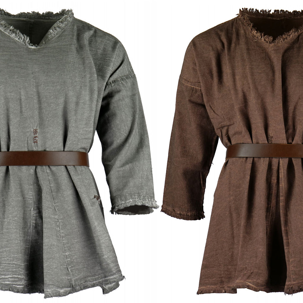 """Aged"" Viking Tunic - Cotton"