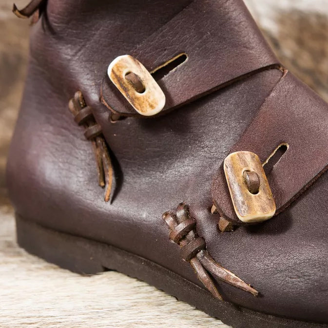 Alaborg Viking Boots - Leather