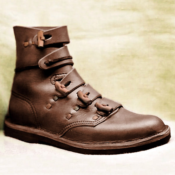 Bjørn Viking Boots - Leather