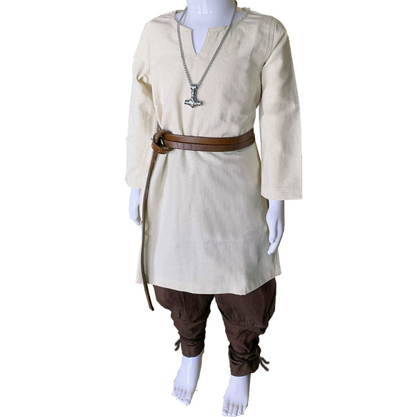 Children's Viking Tunic - Cotton