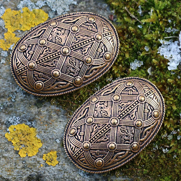 Bronze Turtle Shells