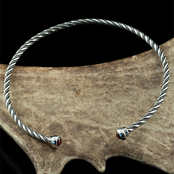 Celtic Torc Bangle