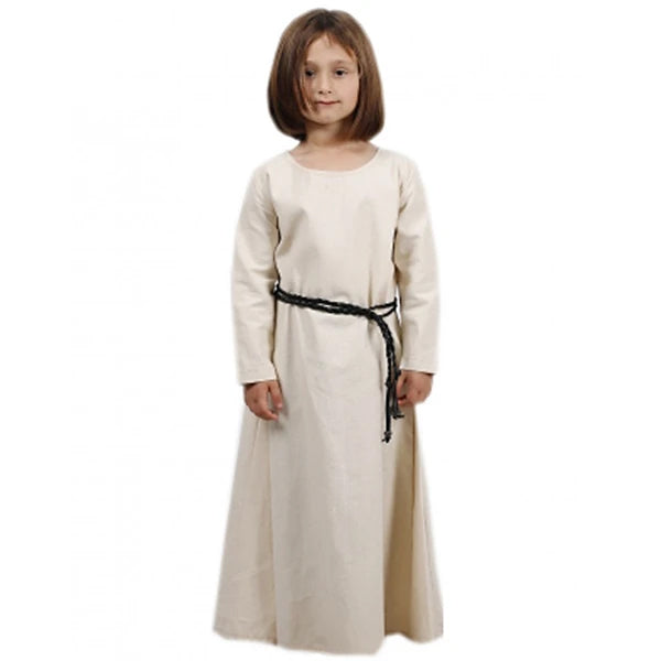 Girls's Viking Dress - Cotton