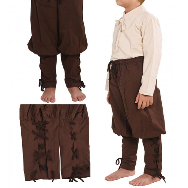 Boy's Viking Pants - Cotton