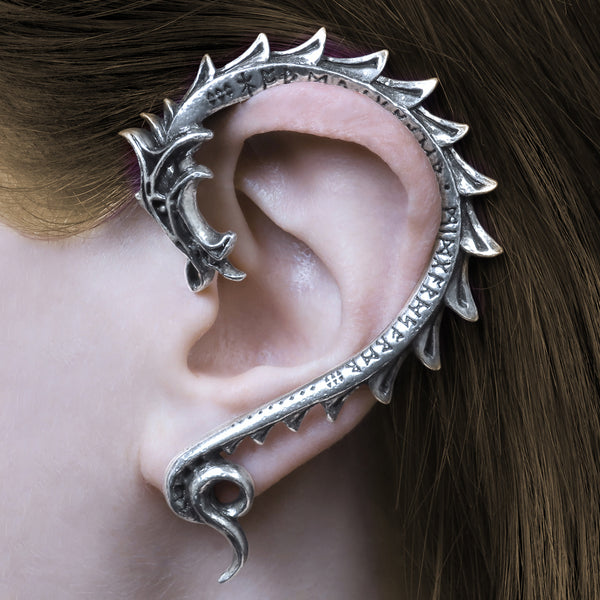 Jormungand Ear Wrap