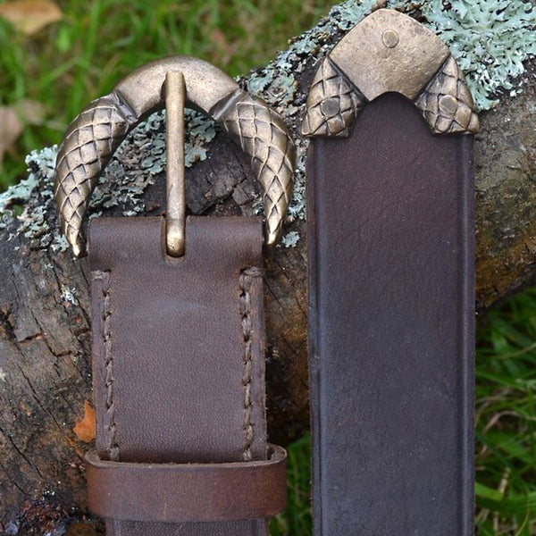 Dragon Talons Viking Belt - Leather