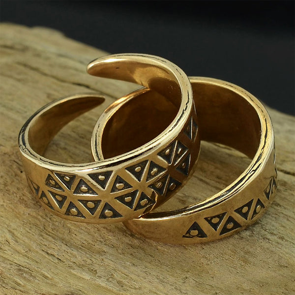 Einar Viking Ring - Bronze