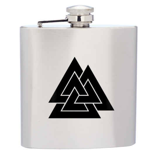 6 oz Stainless Steel Flasks