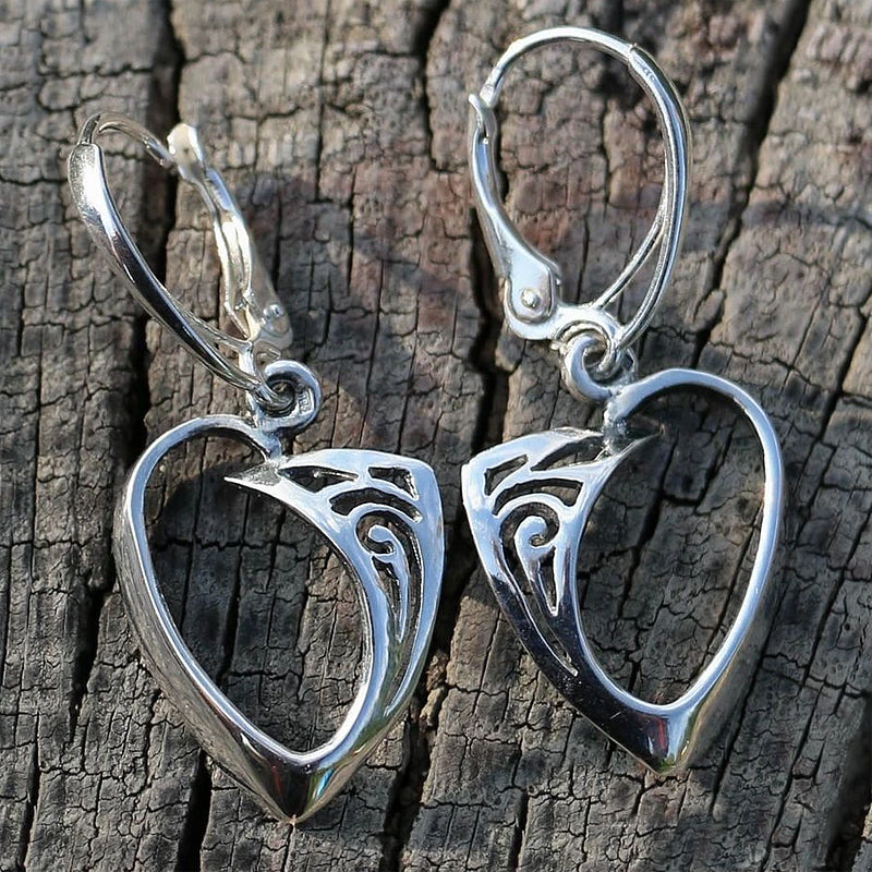 Freyja Earrings - Sterling Silver