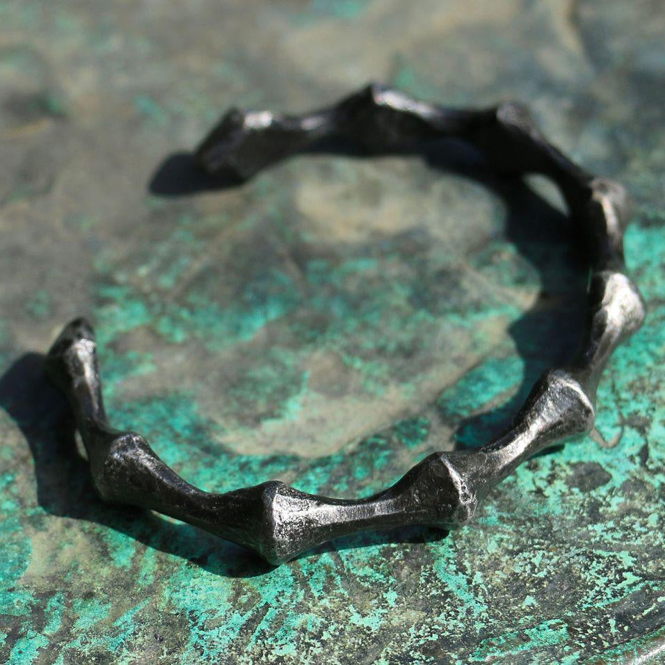 Hand Forged Arm Ring