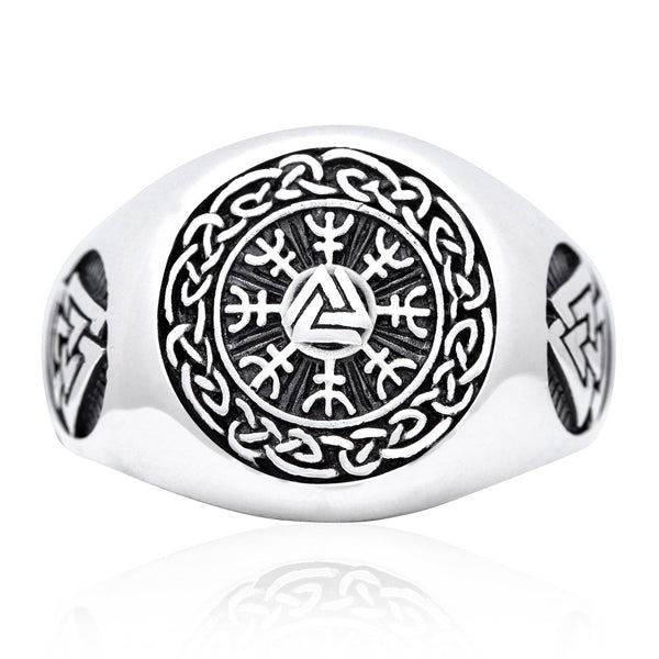 Helm of Awe Ring
