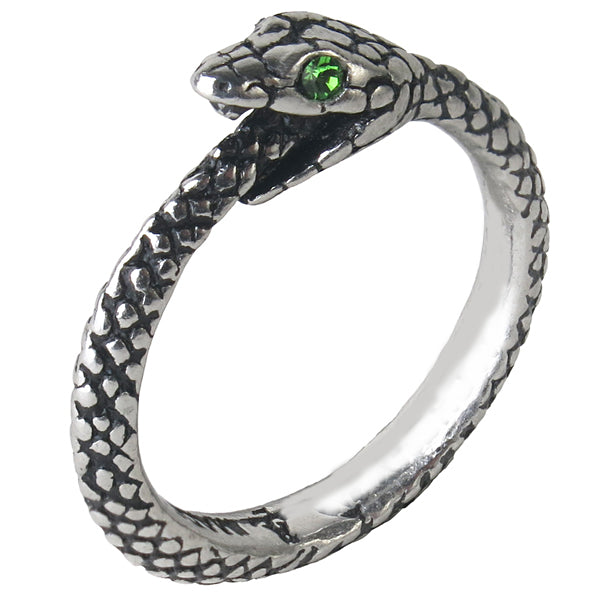 Jormungandr Ring - Pewter