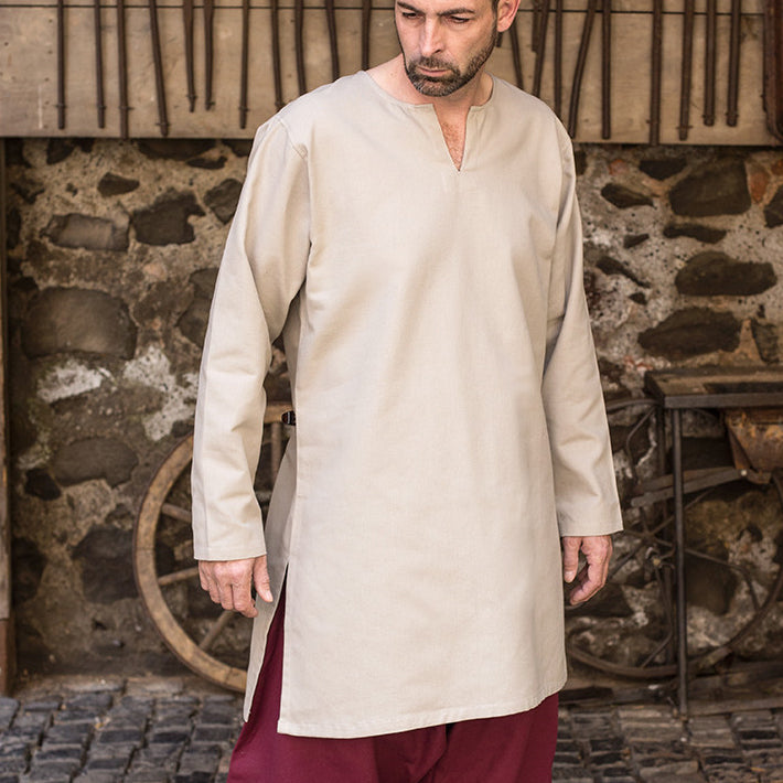 Long Sleeve Undertunic - Light Cotton