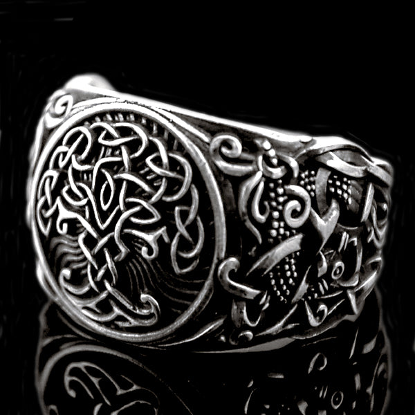 Mammen Tree Ring - Bronze, Silver or Gold