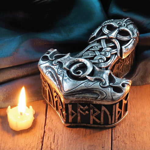 viking jewelry box
