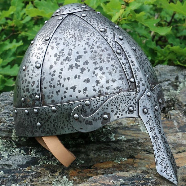 Norman Helmet w/ Patina - 1.5mm & 2mm