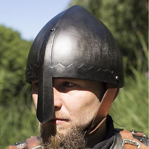 Norman Galvanized Helmet - 1mm