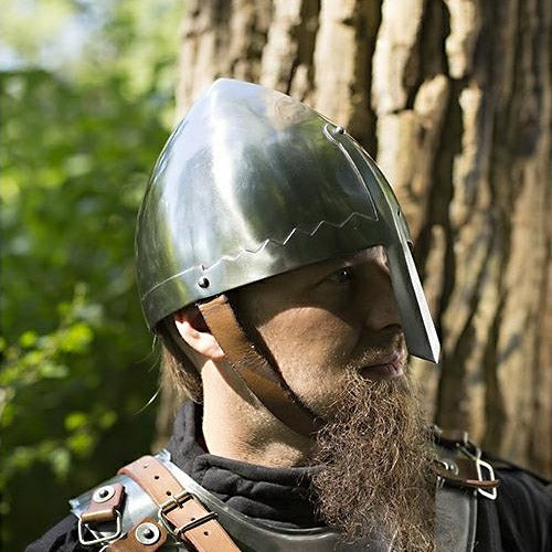 Norman Nasal Helmet - 1mm