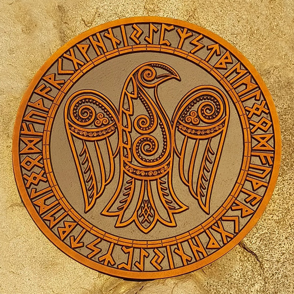 Norse Raven Wall Art