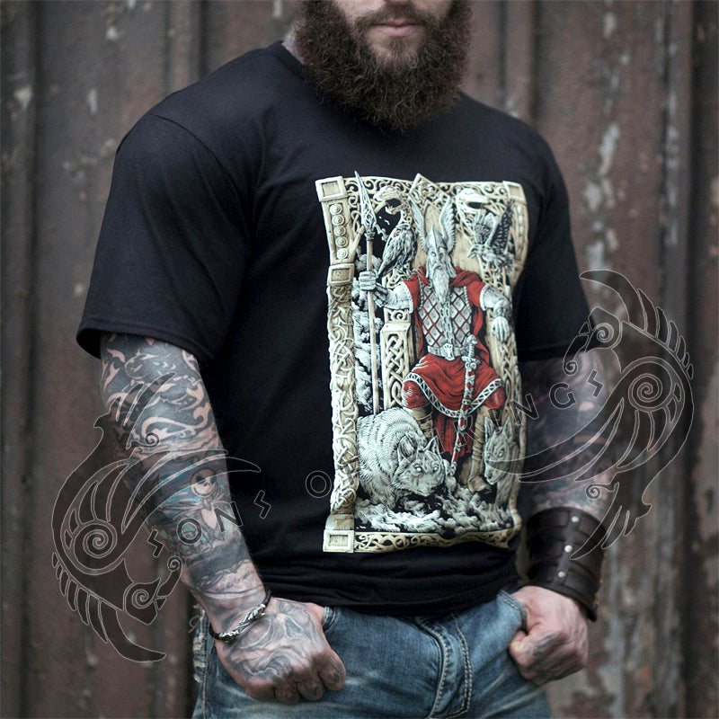 Odin Throne Shirt