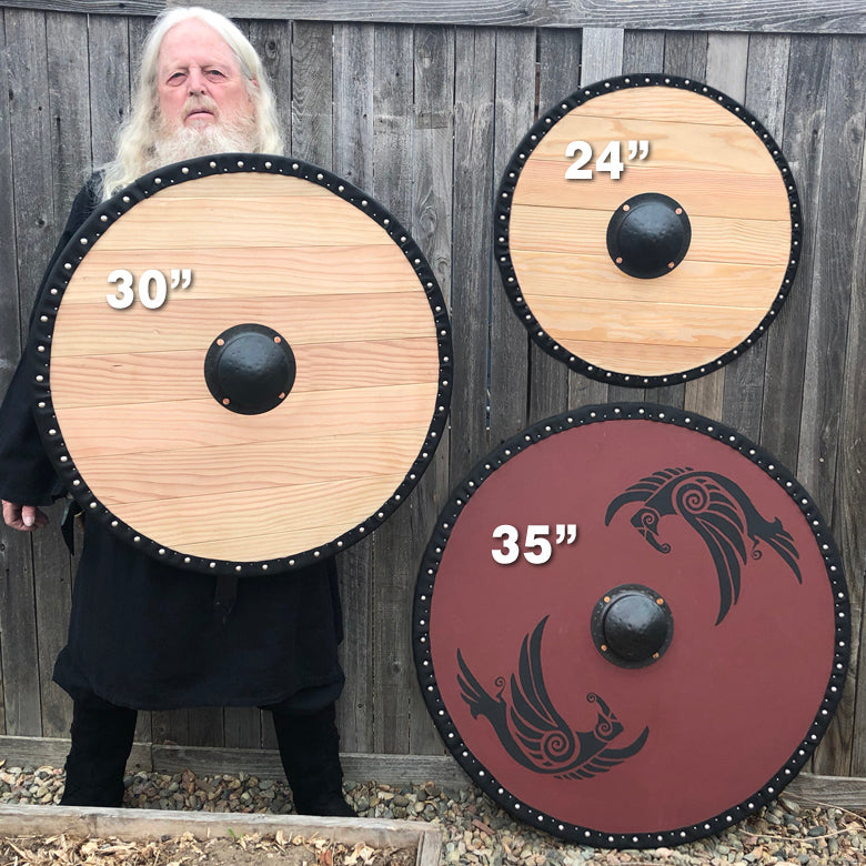 Historical Viking Shield