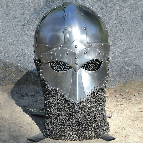 Spectacle Helmet w/ Chainmail - 2mm