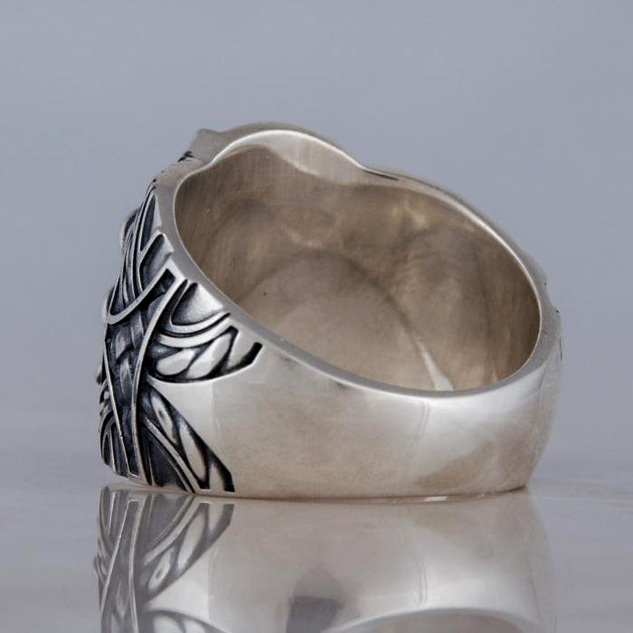 Prosperity Ring - Sterling Silver or Gold