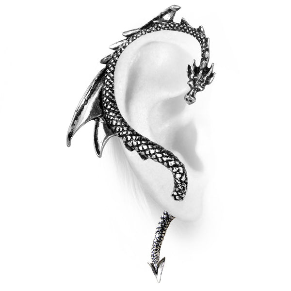 Thru the Ear Dragon Wrap