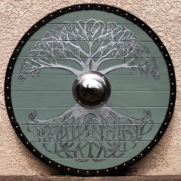 Tree of Life Shield