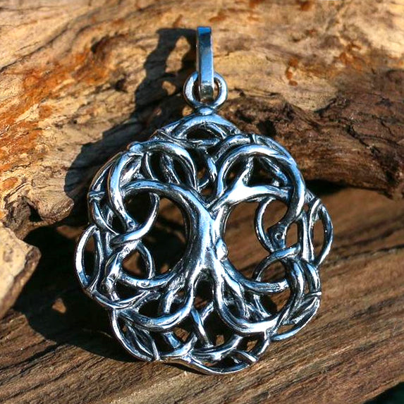 Tree of Life Sterling Silver