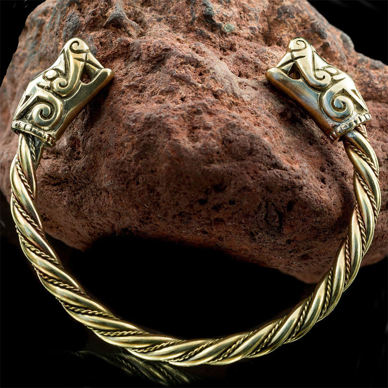 Viking Bracelet - Bronze