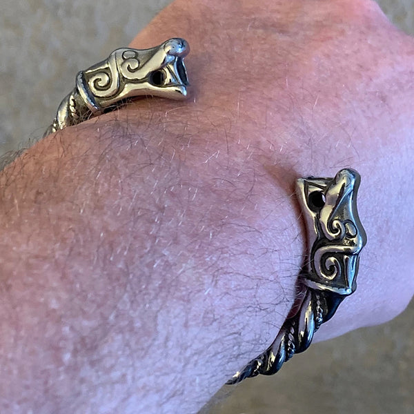 Viking Bracelet - Stainless Steel