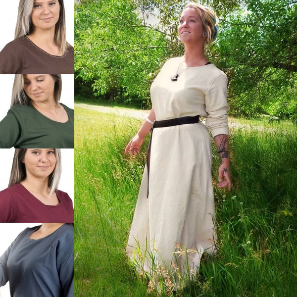 Viking Dress - Cotton