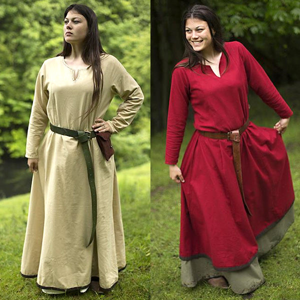 Viking Dress - Thick Cotton